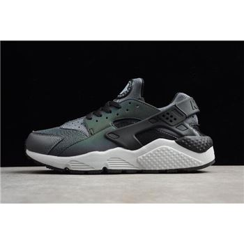Nike Air Huarache Run Premium Dark Grey/Black Men's Size 704830-007