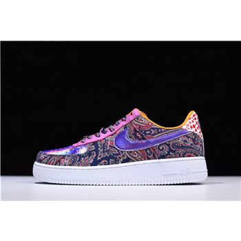 Sager Strong Nike Air Force 1 Low Craig Sager Multi-Color 815773-991