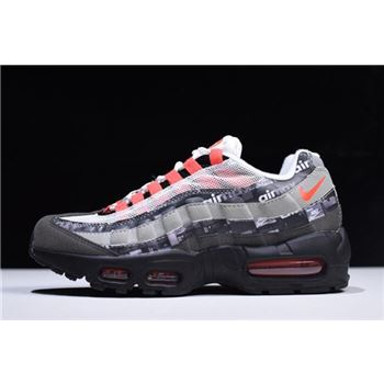 Atmos x Nike Air Max 95 We Love Nike Black/Safety Orange-Medium Ash-Dark Ash AQ0925-002