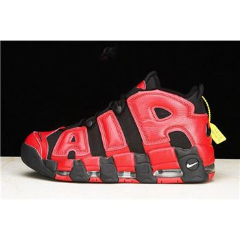 Nike Air More Uptempo QS Red/Black 819151-001 For Sale