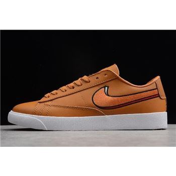 Nike Blazer Low LX Wheat Yellow/White AV9371-700