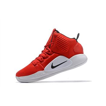 2018 Nike Hyperdunk X University Red/Black-White AR0467-600 Free Shipping