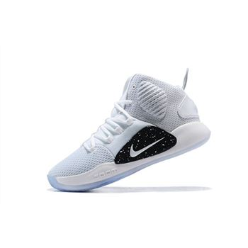 2018 Nike Hyperdunk X White/Black Men's Size Free Shipping