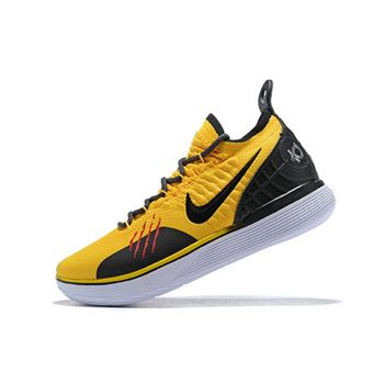 outlet store 224e2 5dee5 2018 Nike KD 11 Bruce Lee Tour Yellow Black For Sale