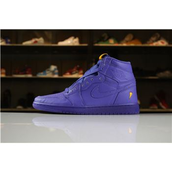 New Air Jordan 1 Retro High OG Gatorade Grape Rush Violet AJ5997-555 For Sale