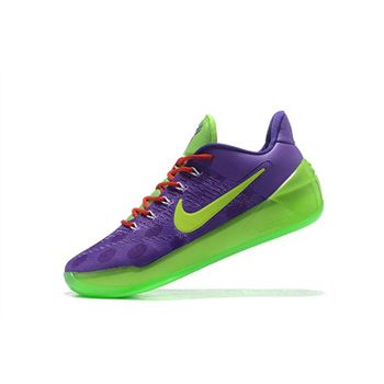 Nike Kobe A.D. Cheetah Purple/Green-Red Free Shipping