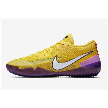 Nike Kobe AD NXT 360 Lakers Yellow Strike/White AQ1087-700