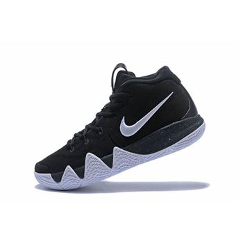 Nike Kyrie 4 Black/White-Anthracite-Light Racer Blue 943806-002