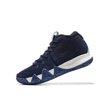 Nike Kyrie 4 N7 Dark Obsidian/Dark Obsidian-Light Bone AT0320-400