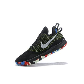 Nike LeBron Witness 3 Black/Multi-Color For Sale