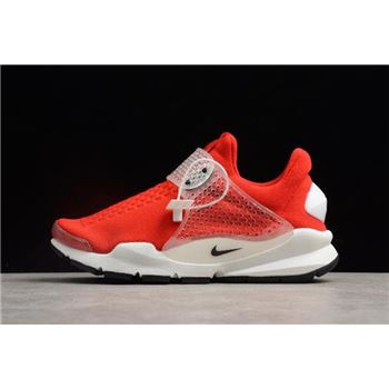 Nike Sock Dart Gym Red/Black-White 819686-601 Free Shipping