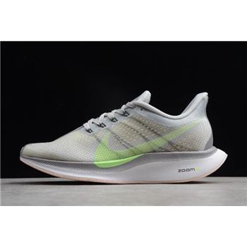Nike Air Zoom Pegasus 35 Turbo 2.0 Light Grey/Green AJ4115-301