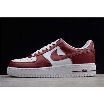 Nike Air Force 1 Low Team Red/White AQ4134-600