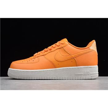 Nike Air Force 1 QS Yellow/White AO2132-801