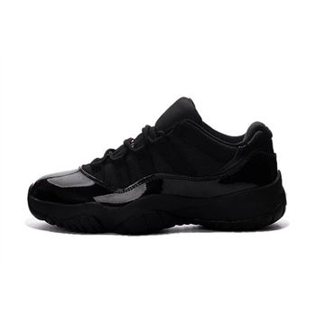 Air Jordan 11 Retro Low Black Pink Men's and Women's Size Shoes