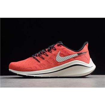 Womens Nike Air Zoom Vomero 14 Red/Black-Sail AH7858-800
