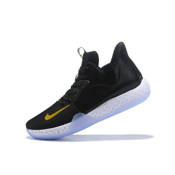 Nike KD Tery 6 Black/Metallic Gold-White