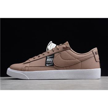 Nike Blazer Low SE Desert Dust/Black Lifestyle Sneakers AV9374-210
