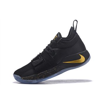 Nike PG 2.5 Black/Metallic Gold