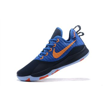 Nike LeBron Witness 3 Navy/Royal Blue-Orange
