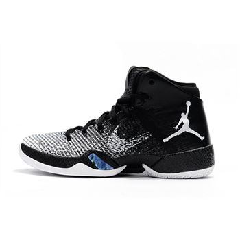 Air Jordan 30.5 Fine Print Black/White-Wolf Grey Hybrid PE Free Shipping