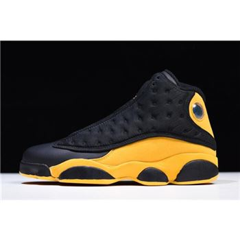 Carmelo Anthony x Air Jordan 13 Melo Class of 2002 Black/University Red-University Gold 414571-035