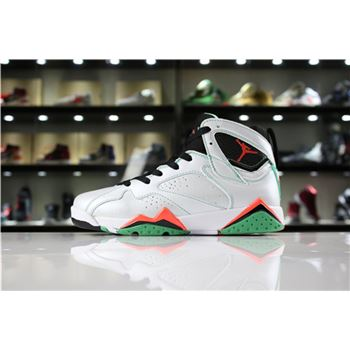 Air Jordan 7 Retro Verde White/Black-Verde-Infrared 23 For Sale