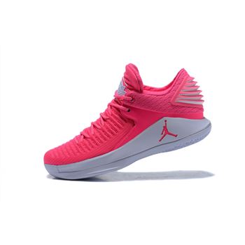 Jimmy Butler Air Jordan 32 Low Hot Pink Men's Basketball Shoes