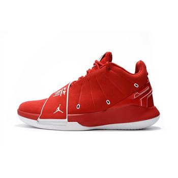 Jordan CP3.XI Houston Rockets Varsity Red/White Men's Basketball Shoes