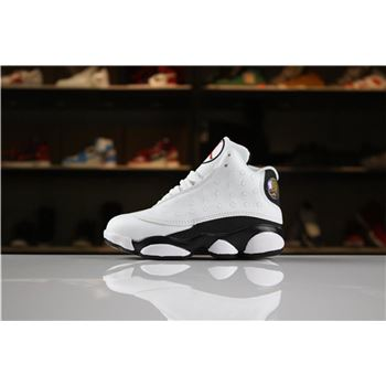 Kid's Air Jordan 13 Love & Respect White For Sale