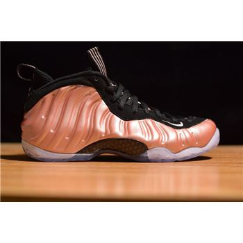 Nike Air Foamposite One Rose Gold Elemental Rose/Black 314996-602